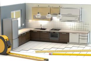 Zabudowa kuchenna – postaw na meble skrojone na miarę!