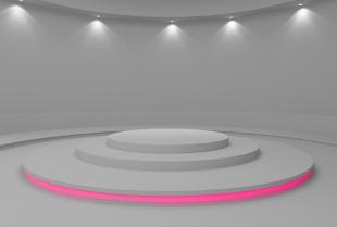 Platforma obrotowa jako element scenografii