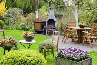 Jak zaprojektować ładny ogród?
