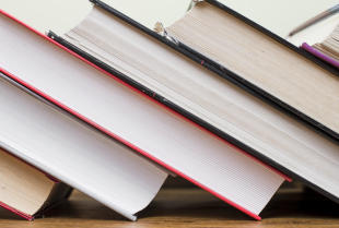 Książki - pomysł na relaks