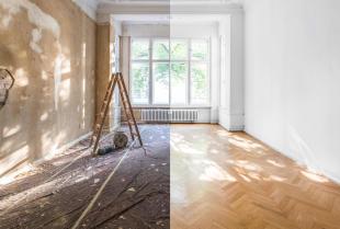 Generalny remont mieszkania – od sufitu po podłogę