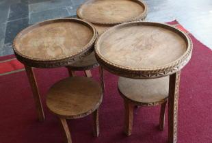 Główne zalety mebli drewnianych