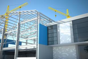 W jaki sposób możesz zbudować funkcjonalną halę przemysłową?