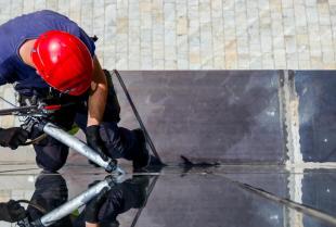 Alpinista przemysłowy - specyfika zawodu