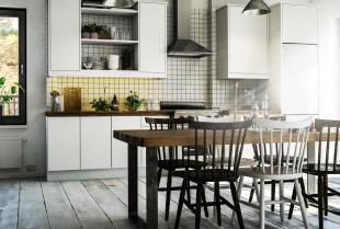 Jakie krzesła najlepiej nadają się do kuchni i jadalni?