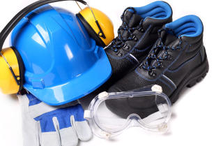 Środki ochrony twarzy i oczu - zadbaj  bezpieczeństwo w pracy