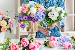 Usługi oferowane przez kwiaciarnie