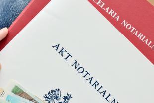 Sporządzanie aktów notarialnych – usługi notarialne