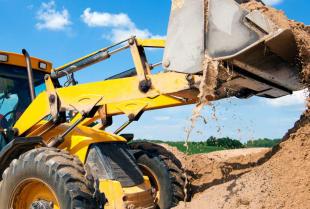 Plac budowy – profesjonalne roboty ziemne