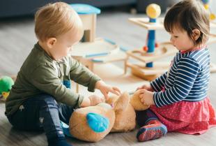 Zalety posłania dziecka do żłobka