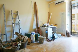 Prace wchodzące w zakres wykończenia budynku mieszkalnego