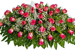 Wiązanki i wieńce – kwiaty dla zmarłych 2019
