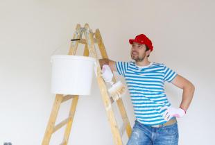 Najczęstsze błędy podczas samodzielnego malowania ścian