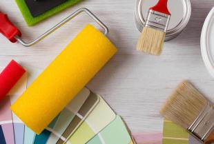 Wykańczanie wnętrz – jaką farbę wybrać?