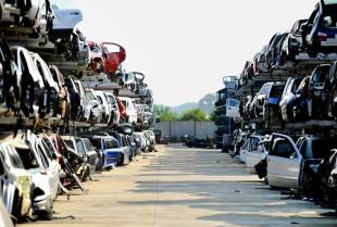 Ostatnia droga samochodu - stacja demontażu pojazdów czy złomowisko?