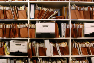 Archiwum firmowe - jak je stworzyć, żeby było bezpieczne?