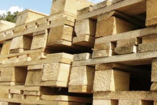 Transport produktów drewnianych
