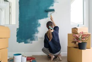 Najlepsza farba do malowania ścian