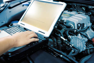 Diagnostyka komputerowa samochodu