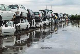 Odzysk surowców z kasacji pojazdów