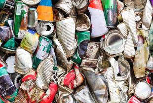 Co zrobić ze zużytym aluminium?
