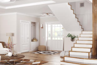 Rodzaje i charakterystyka schodów wewnętrznych