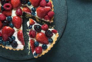 5 porad jak upiec idealną tartę z owocami