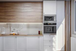 Meble w nowoczesnej i funkcjonalnej kuchni