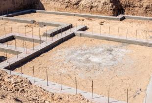 Problemy w trakcie wykonywania wykopów pod fundamenty