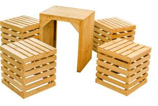 Drewniane skrzynki, czyli najciekawsze pomysły na ozdoby do Twojego ogrodu!
