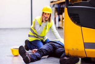 Jak uzyskać odszkodowanie po wypadku w pracy?