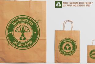 Dlaczego warto wybrać torby papierowe?
