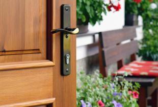 Drzwi stylowym dodatkiem