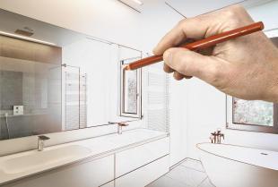 Modernizacja łazienki w wersji ekonomicznej