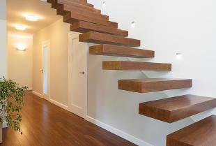Drewniane elementy wykończenia wnętrz