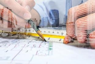 Wytyczenie budynków i podziały nieruchomości