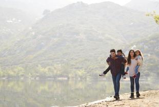 Rodzinne wakacje w Górach Izerskich
