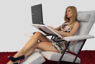 Fotele do laptopa – czym są, gdzie je kupić i jakie są ich zalety?