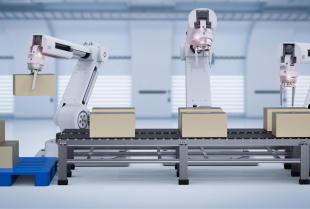 Korzyści z automatyzacji paletyzacji w procesie produkcyjnym