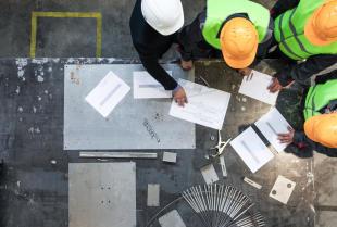 Projekty obiektów budowlanych na terenach zakładów przemysłowych