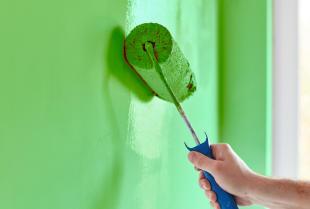 Najlepsze rodzaje farb do malowania wnętrz