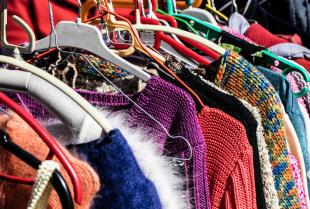 Recykling odzieży i tekstyliów