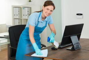Podstawowe informacje dotyczące profesjonalnego sprzątania powierzchni biurowych