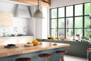 Dlaczego warto zainwestować w drewniane blaty kuchenne?