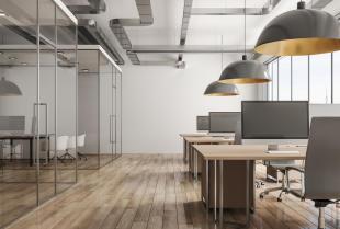 Jak wykorzystać szkło w aranżacji biura?