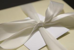 Co kupić na ślub zamiast kwiatów?