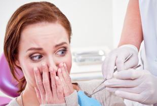 Jak poradzić sobie ze strachem przed dentystą?
