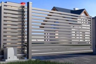 Ogrodzenia modułowe ze stali – estetyczny wygląd i trwałość na lata