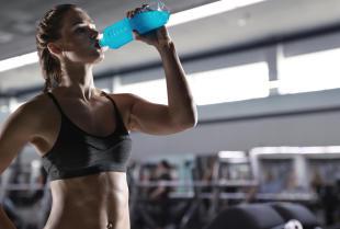 Co pić w czasie treningu?