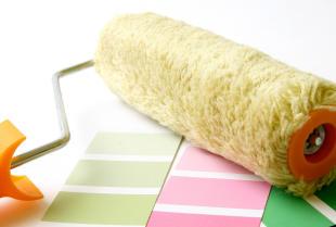 Remont domu - jak wybrać odpowiedni wałek do malowania ścian?